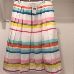 NWT Kate Spade Flavor of the Month skirt